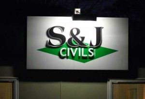 S&J-sign
