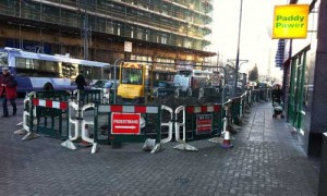 Civil Engineering in Bradford Town Centre